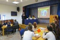 Финал Епархиальной детско-юношеской игры «Брейн-ринг» к празднику Светлого Христова Воскресения