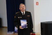 90 лет со дня рождения контр-адмирала, Ростислава Михайловича Оленина
