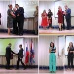 Праздник чествования медалистов 2020