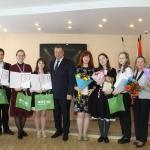 Награждение призеров регионального этапа ВОШ 2021