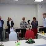 Центра образования «Точка роста» открытие 2020